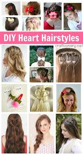 quick hairstyles for long hair at home craftionary