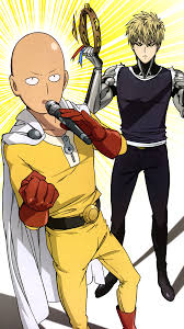 one punch man the forgotten lair one punch man mobile wallpapers
