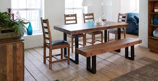 Bench Style Dining Tables Kitchen Dining Furniture In Range Of Styles Ireland Dfs Kitchen