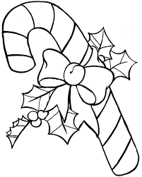 christmas candy cane coloring pages printable coloringstar