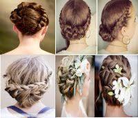 model sanggul rambut pendek 44 cara sanggul rambut sendiri bentuk modern dan sederhana untuk