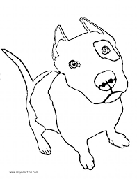 animal coloring pages online pictures of puppies to color