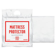 buy simple value quilted mattress protector double at argos co