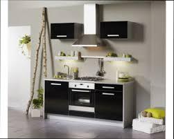 buffet cuisine noir buffet cuisine noir awesome buffet otis blanc et bois noir with