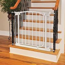 Best Stair Gate For Banisters Amazon Com Dreambaby Banister Gate Adaptors Silver Indoor