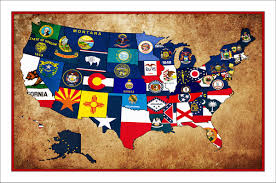 State Map Of The Usa by Usa Map Map Of The Usa World Map America Map Usa Flag Map