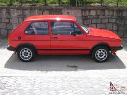 volkswagen golf 1980 vw golf gti mk1 phase 1 06 1980 mint condition