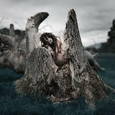 Geoffroy Mottart Feral Femininity In Charlotte Grimm U0027s Dark Fantasy Photography