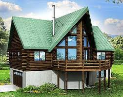a frame house plan a frame house plan for a sloping lot 72771da architectural