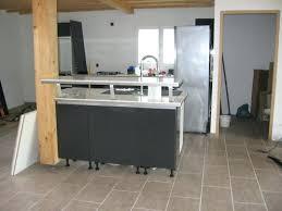 cuisine avec snack bar meuble snack cuisine meuble de cuisine haut de type snack bar