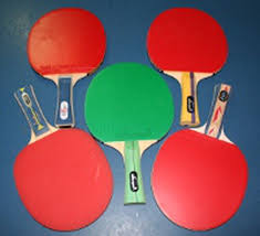 Table Tennis Racket Choosing Your First Table Tennis Paddle
