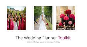 become a wedding planner become a wedding coordinator resources become a wedding
