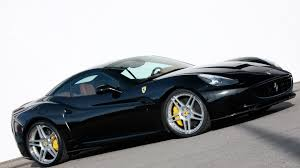 Ferrari California Old - car picker black ferrari california