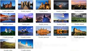 windows 7 desktop themes united kingdom castles of europe theme for windows 10 8 and 7