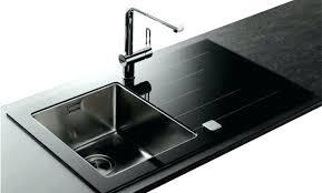 evier cuisine granit noir evier cuisine granit avier de cuisine 90 60 granit noir