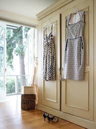 no closet solution sliding closet doors design ideas and options hgtv