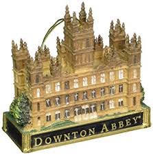 downton castle ornament 3 5 inch home kitchen