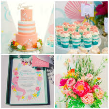 birthday party ideas blog seaside soiree under the sea