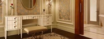 grand suite at st regis luxury hotel in dubai