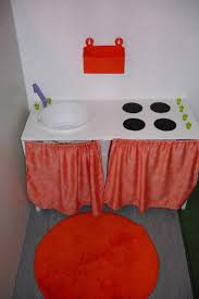 Play Kitchen Red 265 Best Play Kitchen Images On Pinterest Play Kitchens Kid