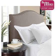 Headboard With Slipcover Best 25 King Size Upholstered Headboard Ideas On Pinterest