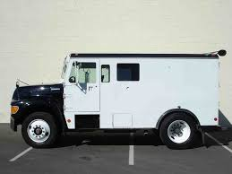 Ford Diesel Truck Used - used ford f800 diesel armored truck global armored trucks