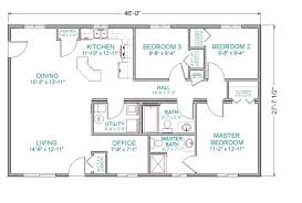 ranch plans with open floor plan leather and wood chair corner