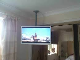 Ceiling Mounted Tv by Js Aerials