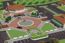 site plan design institutional markets architectural services for municipal