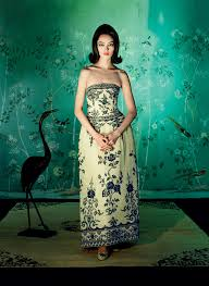 Non Permanent Wallpaper Affordable Temporary Chinoiserie Wallpaper Vogue