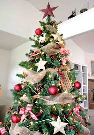 Christmas Tree Decorating Ideas The 50 Best And Most Inspiring Christmas Tree Decoration Ideas For