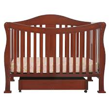 When Do You Convert Crib To Toddler Bed by Davinci Parker 4 In 1 Convertible Crib In Cherry K5101c Free Shipping