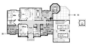 tudor floor plans riordan manor luxury tudor home plan 105s 0004 house plans and more