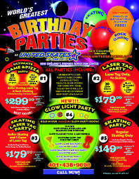 birthday parties at united skates of america rhode island family