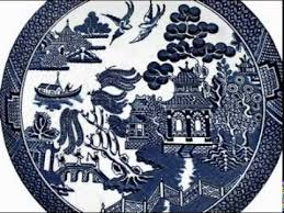 the story of the willow plate