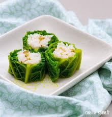 cuisiner un chou vert recette sans gluten maki de chou vert cuisine saine sans