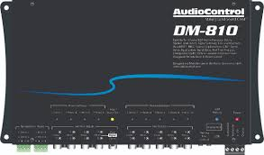 audiocontrol announces new dsp matrix processors u0026 full range
