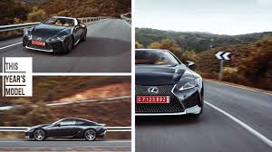 lexus two door coupes the lexus lc500 flies the coupe the drive