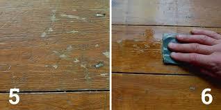 Wood Floor Scratch Repair Reviving Wood Floors Homebuilding U0026 Renovating