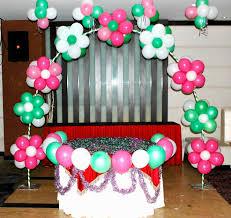 balloon decoration ideas at home home decor ideas