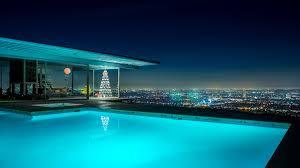 a magical pairing contemporary christmas tree u0026 stahl home