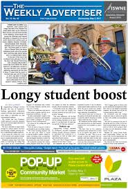 the weekly advertiser wednesday july 12 2017 by the weekly
