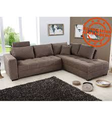 canap d angle taupe canapé d angle convertible pampa en tissu taupe