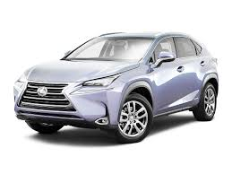 lexus crossover 2016 current ev