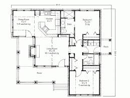 Contemporary House Floor Plans Best One Story House Plans With Porches Designs Ideas Luxury Open