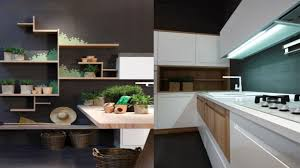 modern kitchen modern kitchen and natural elm wood design by