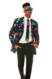 authentic men u0027s 80s and 90s theme party clothes