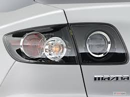 mazda 3 tail lights image 2007 mazda mazda3 4 door sedan auto s touring tail light