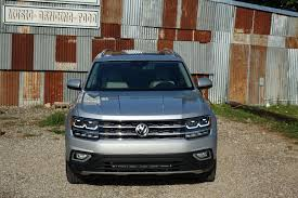 black volkswagen atlas 2018 volkswagen atlas first drive super sized