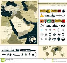 Middle East Map Labeled by Map Of Middle East And Asia Stock Vector Image 63051093